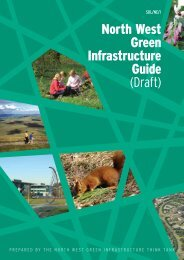 North West Green Infrastructure Guide (Draft)