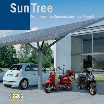 Das innovative Carportsystem der Zukunft - SiG Solar GmbH