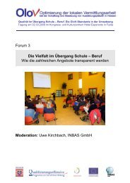 Dokumentation Forum 3 - OloV