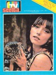 1980 n.34 - scelta tv
