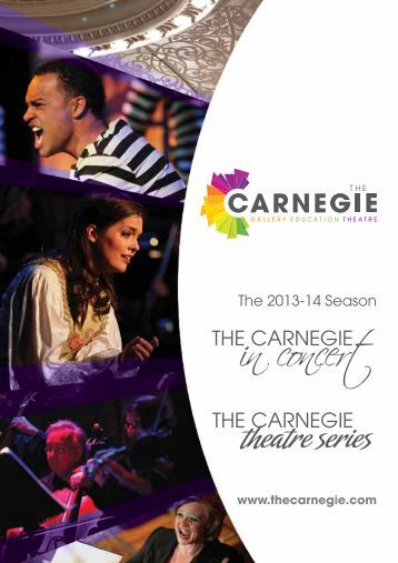 The 2013-14 Season - The Carnegie