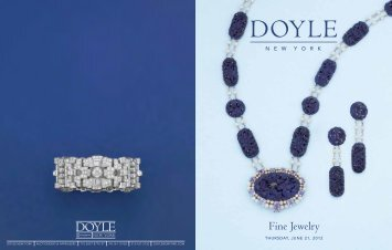 Fine Jewelry - Doyle New York