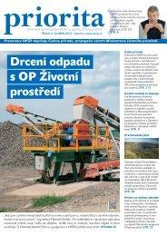 Priorita 04/2013 - Státní fond životního prostředí