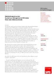 Haushaltsrede final pdf - SPD-Fraktion im Erlanger Stadtrat