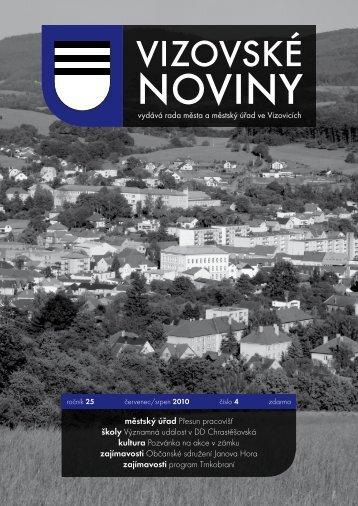 VN 4/2010 - Vizovice