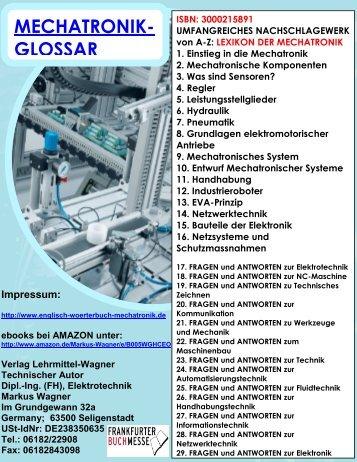 Mechatronik news november 2014 grundlagen glossar mechatronik technik edv for Maschinenbau studieren nc