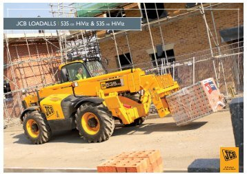 Product Brochure - GB Digger Hire