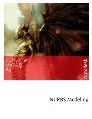 Maya Nurbs Manual