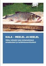Kala - meelel ja keelel (PDF 3,7 MB) - Põllumajandusministeerium