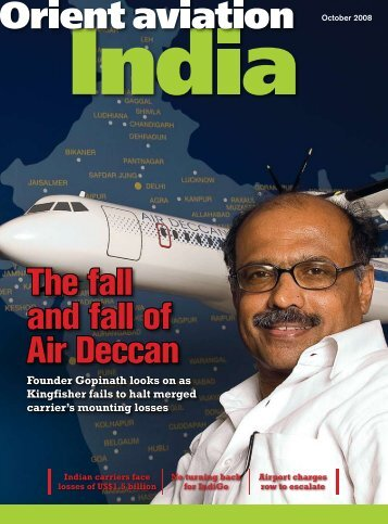 The fall and fall of Air Deccan - Orient Aviation