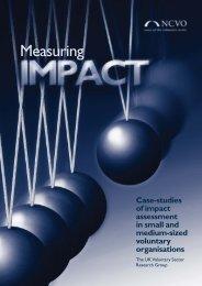 Measuring Impact - Nicva
