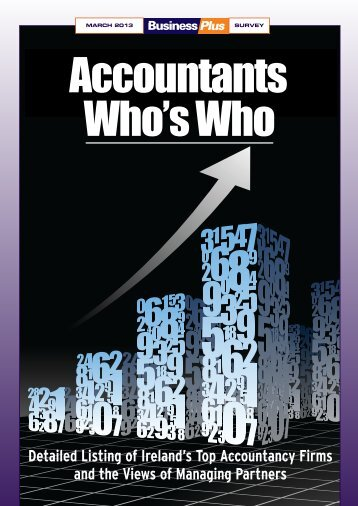 Accountants Who's Who - Business Plus Online