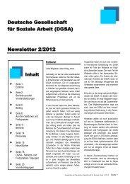 steht der Newsletter 2/2012 zum Download bereit - Deutsche ...