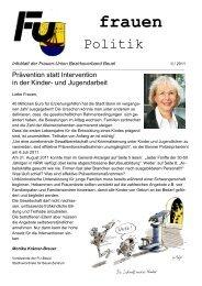 Infoblatt II-2011 Druck neu.pdf - CDU-Kreisverband Bonn
