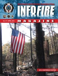 April 2012 - State Firemen's & Fire Marshals'