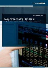 Euro Area Macro Handbook - Danske Analyse - Danske Bank