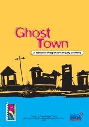 Ghost Town - Australian History Mysteries