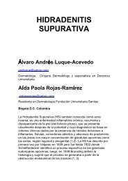 162 Hidradenitis Supurativa - Antonio Rondón Lugo