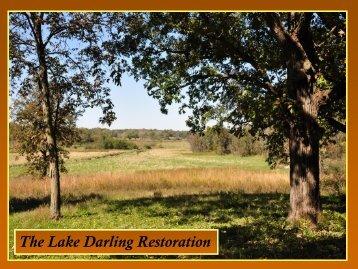 Chad Doland - Friends of Lake Darling