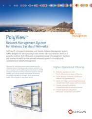 PolyView™ - UK Broadband Distribution