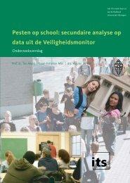 Pesten op school: secundaire analyse op data uit de ...