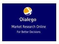 Kundenkarten - Dialego Foundation