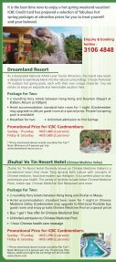 Exclusive Hot Spring Offers, specially for ICBC Cardmembers! - Page 2