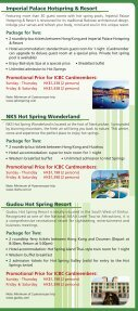 Exclusive Hot Spring Offers, specially for ICBC Cardmembers! - Page 3
