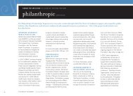 About Philanthropic Partnerships - The Denver Foundation