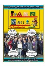 franc mag I3 - A Design & Technology Website