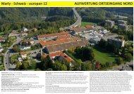 Marly - Schweiz - europan 12 AUFWERTUNG ORTSEINGANG NORD