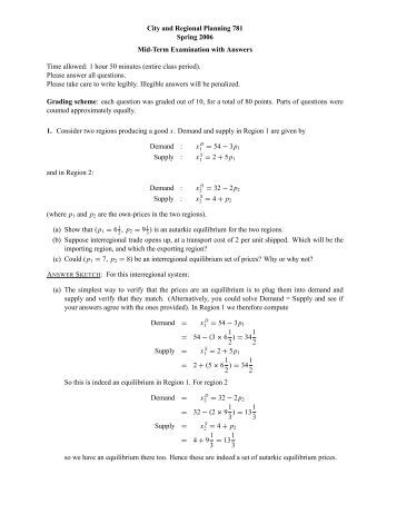 sample solutions exam Calculus diagnostic and placement exams, with solutions tests to determine whether you are ready to take calculus, and at what level the citadel has practice problems and solutions for the placement test for calculus i/precalculus iowa state placement exams for algebra, trig and calculus mt san antonio college calculus placement examination.