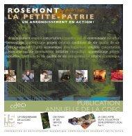 Rosemont-La Petite-Patrie, un arrondissement en ... - Cdec-rpp.ca