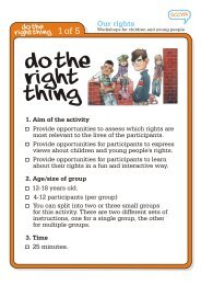 do the right thing worksheet.pdf - Scotland's Commissioner for ...