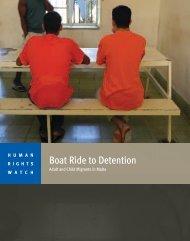 Boat Ride to Detention - Jurist