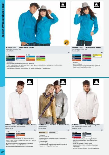 Jacken 1 - Werbestudio Neustadt