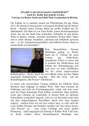 Bericht - Freundeskreis des Edith-Stein-Gymnasiums in Bretten
