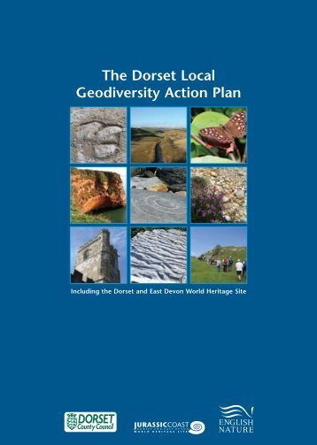 The Dorset Local Geodiversity Action Plan 424.54 Kb - Jurassic Coast