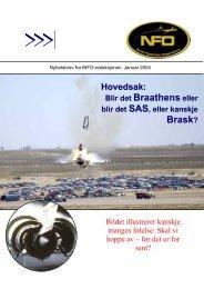 Braathens SAS Brask - Norsk Flytekniker Organisasjon