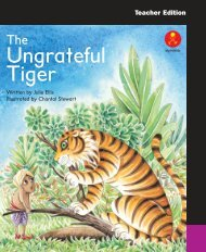The Ungrateful Tiger