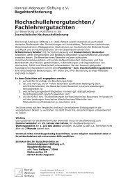 Hochschullehrergutachten/ Fachlehrergutachten - Journalisten ...
