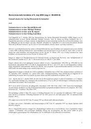 sag nr. 40-2004-S - Revisornævnet