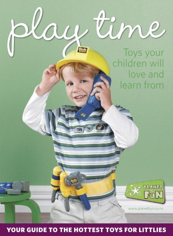 Planet Fun Toys And Resene Paints KidzColours