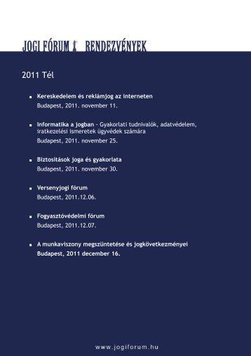 Regisztrációs lap - Konferenciakalauz