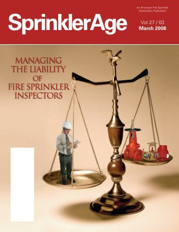 January 2008 March 2008 - American Fire Sprinkler Association