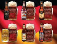 Create Your Own Oktoberfest