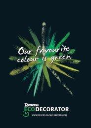 ecodecorator - Resene