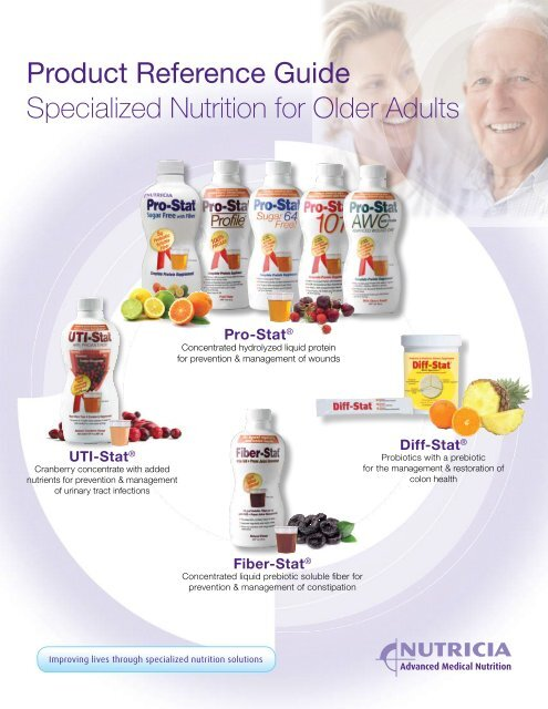 Product Reference Guide - Medical Nutrition USA, Inc