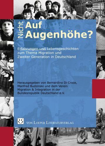 Leseproben - von Loeper Literaturverlag