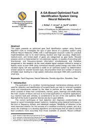 A GA-Based Optimized Fault Identification System Using Neural ...